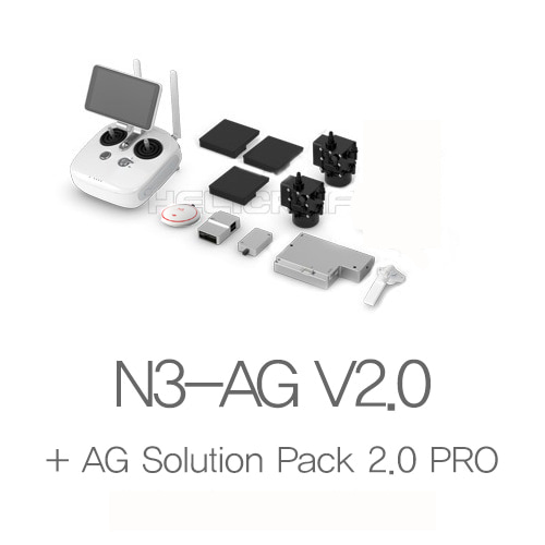 [DJI] N3-AG V2.0 + AG Solution Pack 2.0 Pro Pack