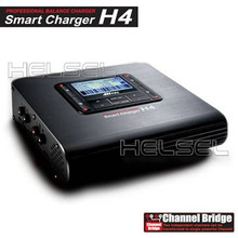 [Hitec] Smart Charger H4 (QUAD) 헬셀