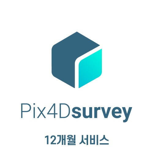 [Pix4D] Pix4Dsurvey Yearly | 12개월 서비스 헬셀